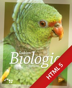 Lukion biologia 1 digikirja (ONLINE, 48 kk)