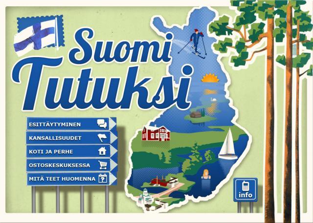 Suomi tutuksi