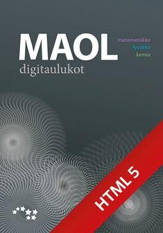 MAOL-digitaulukot (ONLINE)