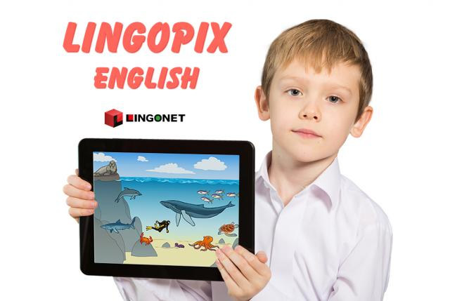 LingoPix English