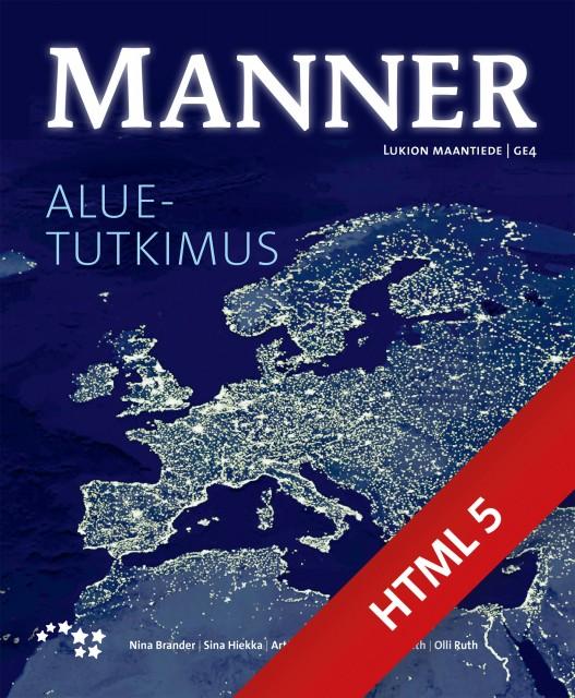 Manner 4 aluetutkimus digikirja (ONLINE, 48 kk)