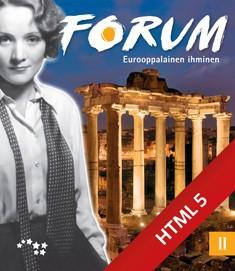 Forum II Eurooppalainen ihminen digikirja 48 kk ONL