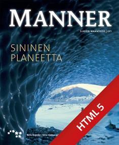 Manner 1 Sininen planeetta digikirja (ONLINE, 48 kk)