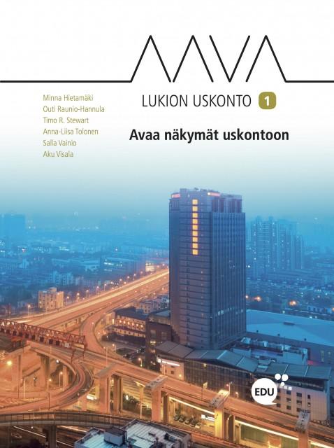 Aava 1 Digikirja 6kk