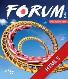 Forum 2 Uusi taloustieto digikirja 48 KK ONL