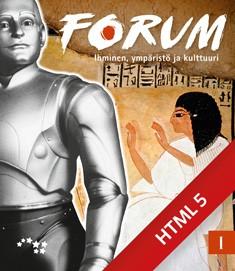 Forum I Ihminen, ympäristö ja kulttuuri digikirja 48 kk ONL