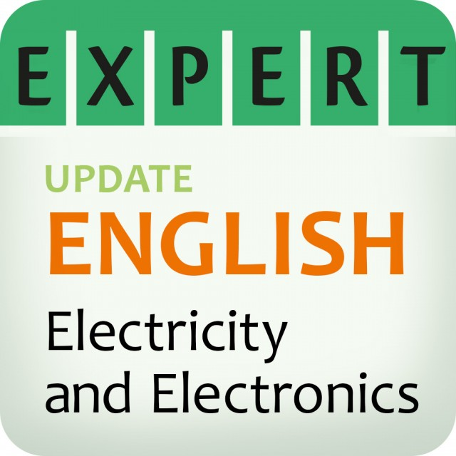 Expert Update English - Electricity and Electronics, digikirja 36 kk ONL