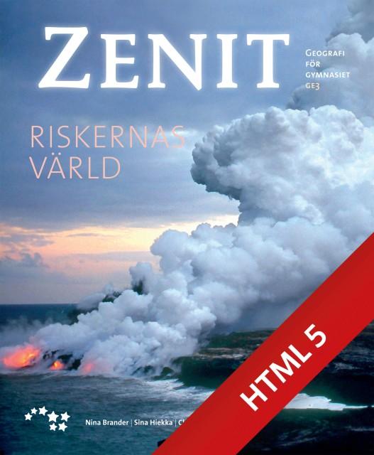 Zenit 3 Riskernas värld digibok 6 mån ONL