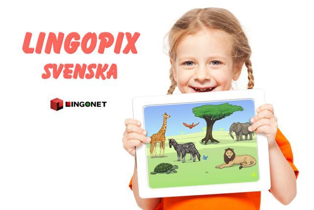 LingoPix Svenska