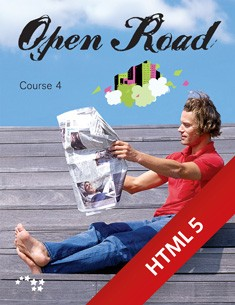 Open Road Course 4 digikirja 48 kk ONL