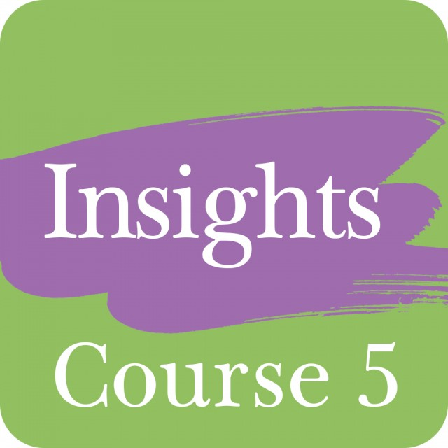 Insights Course 5 digikirja 48 kk ONL