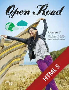 Open Road Course 7 digikirja 48 kk ONL