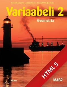 Variaabeli 2 digikirja (ONLINE, 48 kk)