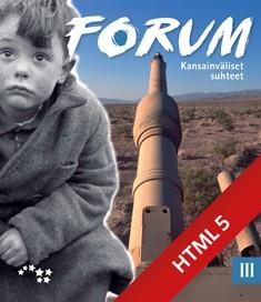 Forum III Kansainväliset suhteet digikirja 48 kk ONL